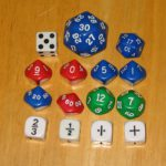 XMG Single Dice Cropped