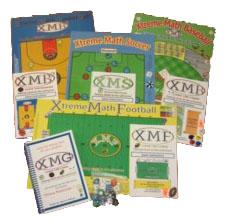 XMG Single Sports Paks